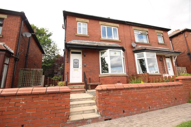 Thumbnail Semi-detached house for sale in Hall Meadow Road, Glossop