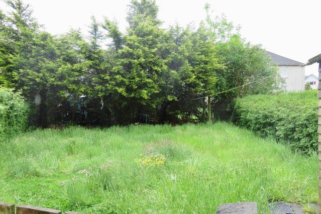 Garden of Waddell Avenue, Airdrie ML6