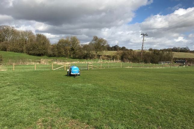Thumbnail Land for sale in Sandon, Buntingford
