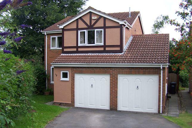 Thumbnail Detached house to rent in Westdene, Harrogate