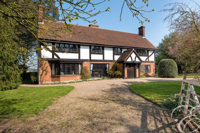 Detached house for sale in The Maltings, Ramsey, Harwich, Essex