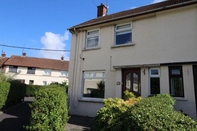 Thumbnail Terraced house to rent in Dill Avenue, Lisburn