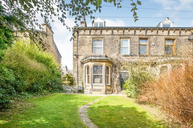 Thumbnail Semi-detached house for sale in Savile Park Road, Halifax, West Yorkshire