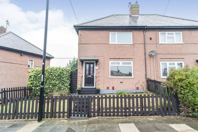 Thumbnail Semi-detached house for sale in Pearl Road, Sunderland, Tyne And Wear