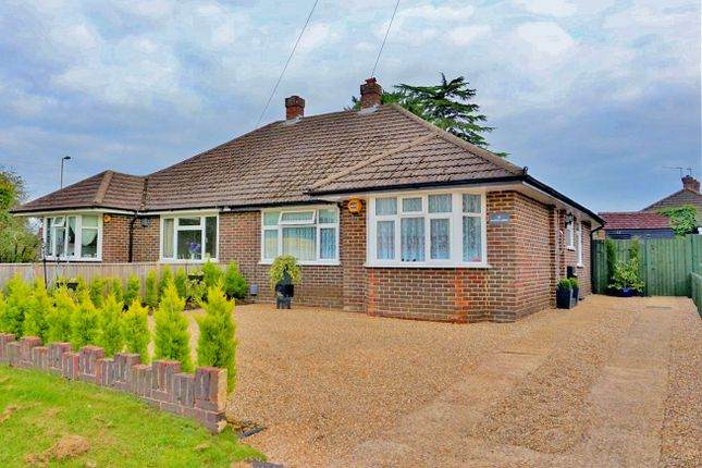 Thumbnail Semi-detached bungalow for sale in Poundfield Gardens, Maybury, Woking
