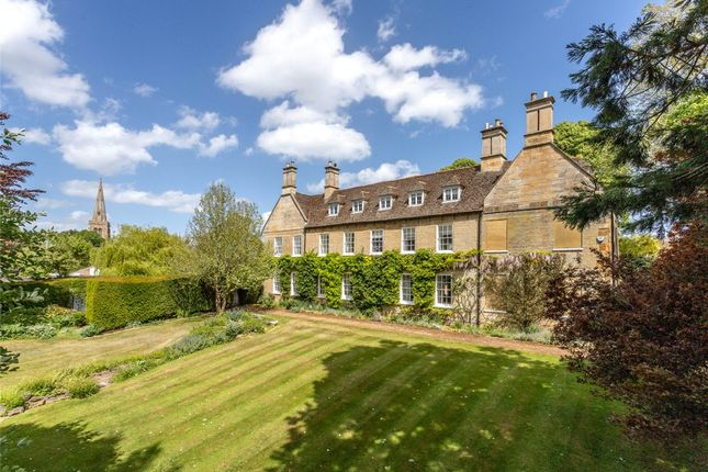 Thumbnail Detached house for sale in Grafton Road, Geddington, Kettering, Northamptonshire