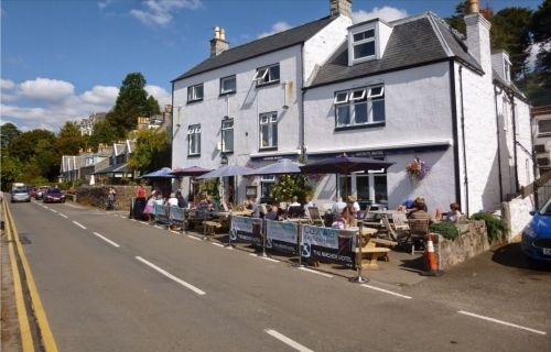 Thumbnail Hotel/guest house for sale in Dalbeattie, Dumfries & Galloway