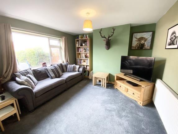 Lounge of Gwernaffield Road, Mold, Flintshire CH7