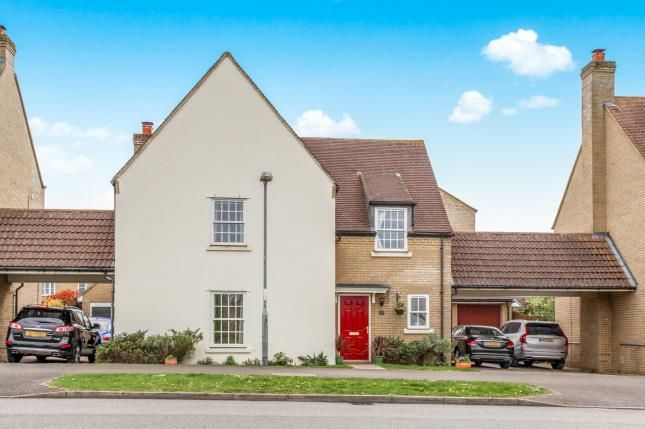 Thumbnail Detached house for sale in Ely, Cambridgeshire