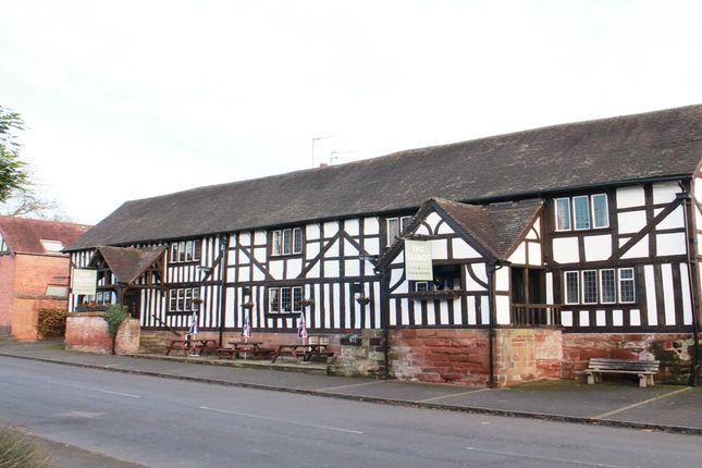 Pub/bar for sale in Chaddesley Corbett, Kidderminster