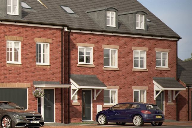 """3 bed property for sale in """"The Westwood"""" at West Coker Road, Yeovil BA20"""