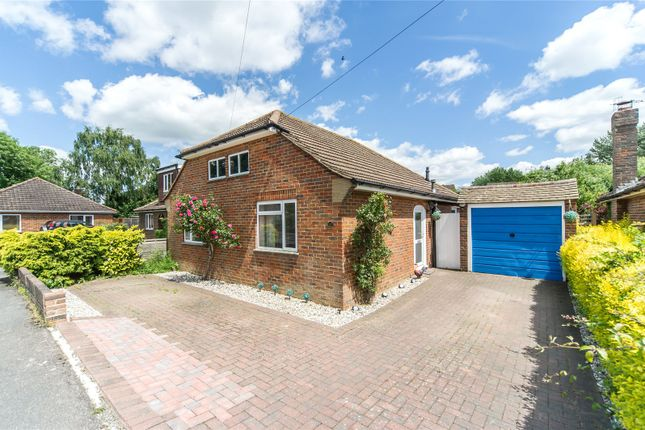 Thumbnail Detached bungalow for sale in Copse Road, Hildenborough, Tonbridge, Kent