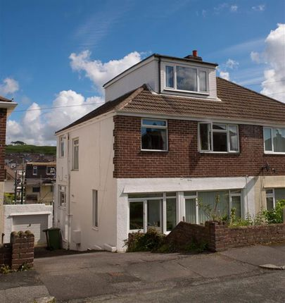 Thumbnail Semi-detached house for sale in The Knoll, Plympton, Plymouth