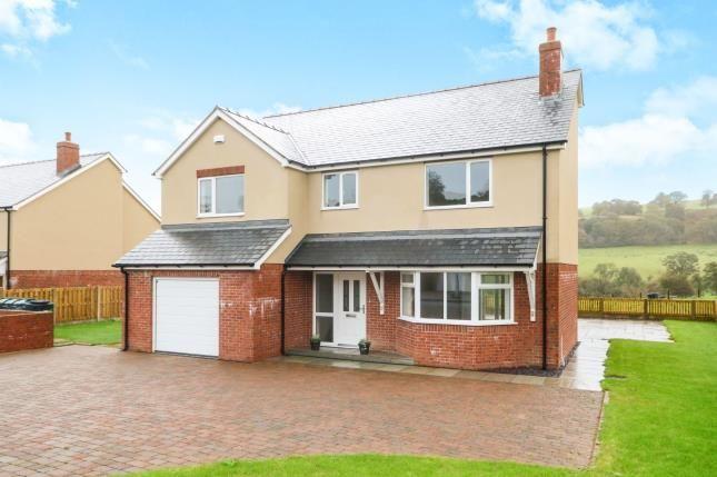 4 bed detached house for sale in Cae Llan, Llangernyw, Abergele, Conwy