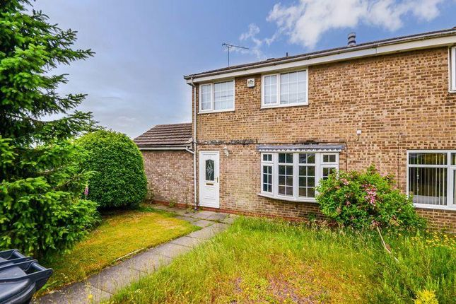 Thumbnail Semi-detached house for sale in Kelsey Gardens, Bessacarr, Doncaster