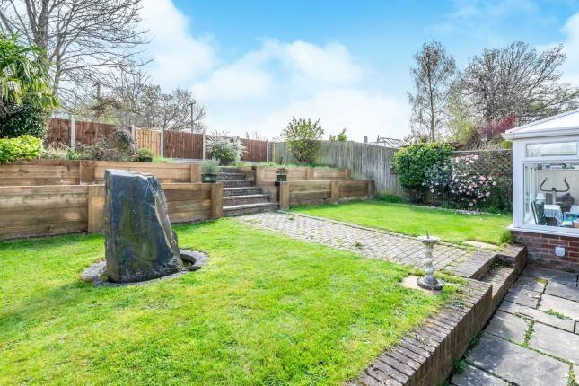 Garden of Woodlands Close, Crawley Down, West Sussex RH10