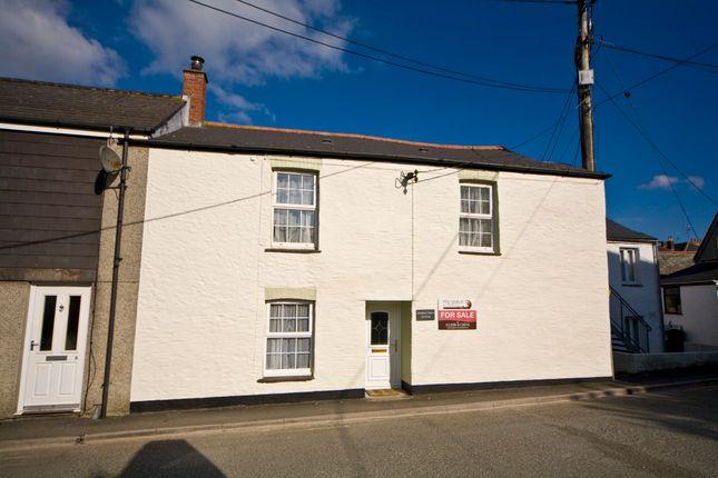 Thumbnail End terrace house to rent in Trevanson Street, Wadebridge