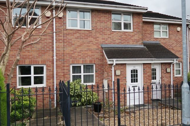 Thumbnail Terraced house to rent in Blueberry Avenue, Manchester