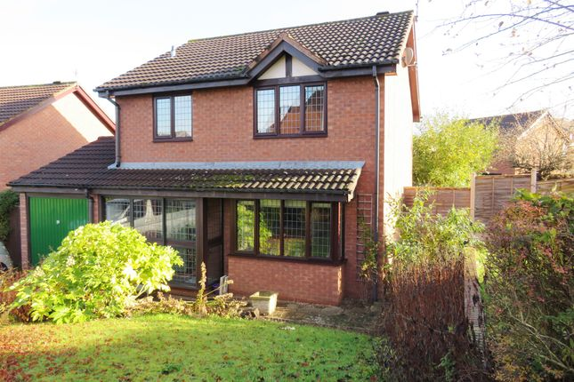 Thumbnail Detached house for sale in Kenilworth Drive, Kidderminster