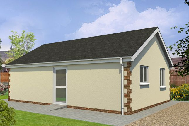 Thumbnail Detached bungalow for sale in Lamb Lane, Cinderford