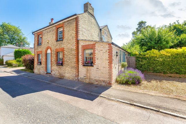 Thumbnail Detached house for sale in Church Street, Guilden Morden, Royston