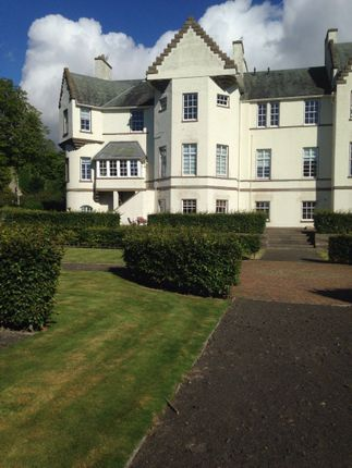 Thumbnail Flat To Rent In Furnished Lower Ground Floor Flat Ballumbie House Broughty