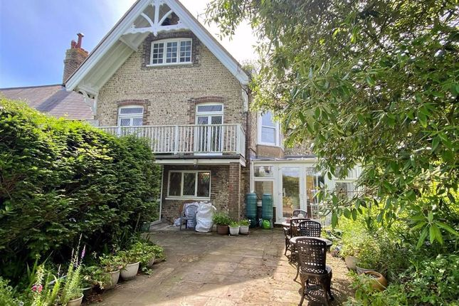 Thumbnail Semi-detached house for sale in Bishopstone Road, Norton, East Sussex