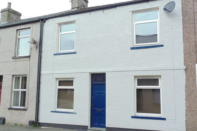 Thumbnail Terraced house to rent in Broughton Road, Dalton-In-Furness