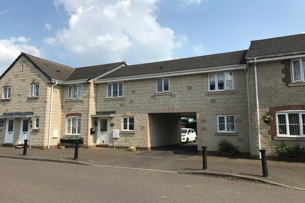 Thumbnail Flat to rent in Springfield Drive, Calne