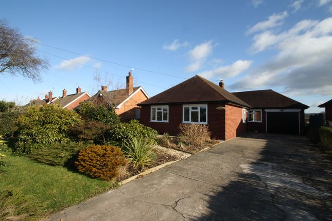 Thumbnail Bungalow to rent in Crewe Lane, Farndon