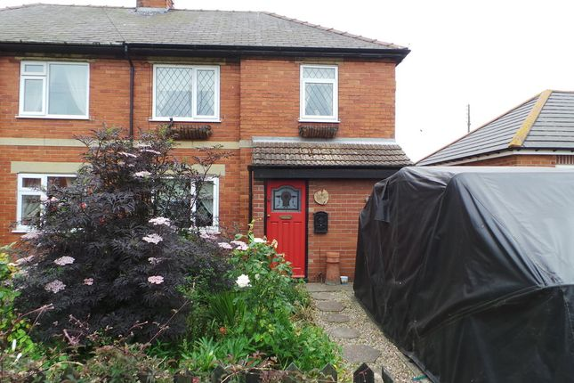 Thumbnail Semi-detached house to rent in Chapel Lane, East Butterwick, Scunthorpe