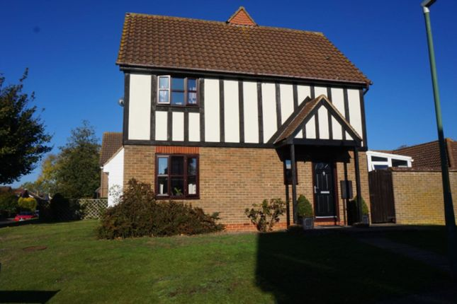 Thumbnail End terrace house for sale in Mitchell Close, Maidstone