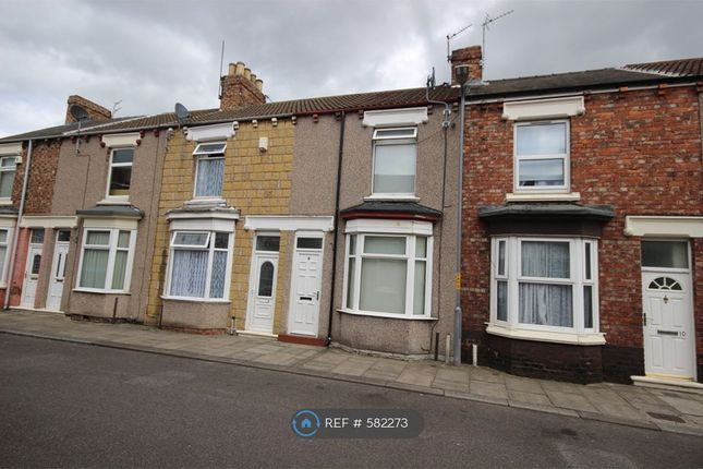 Thumbnail Terraced house to rent in Tunstall Street, Middlesbrough