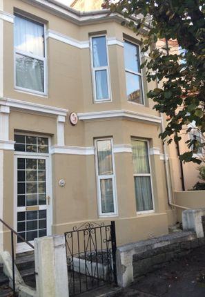 Thumbnail Shared accommodation to rent in Pentyre Terrace, Plymouth