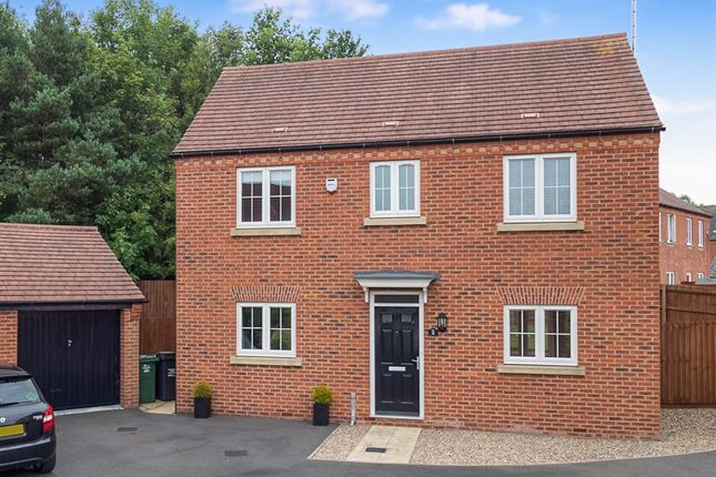 3 bed detached house for sale in Booth End, Loughborough