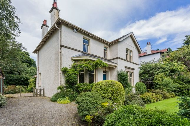 Thumbnail Detached house for sale in Armitage, West Glen Road, Kilmacolm