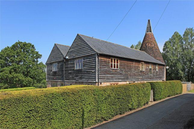 Thumbnail Detached house for sale in Birchden Farm, Broadwater Forest Lane, Tunbridge Wells, Kent