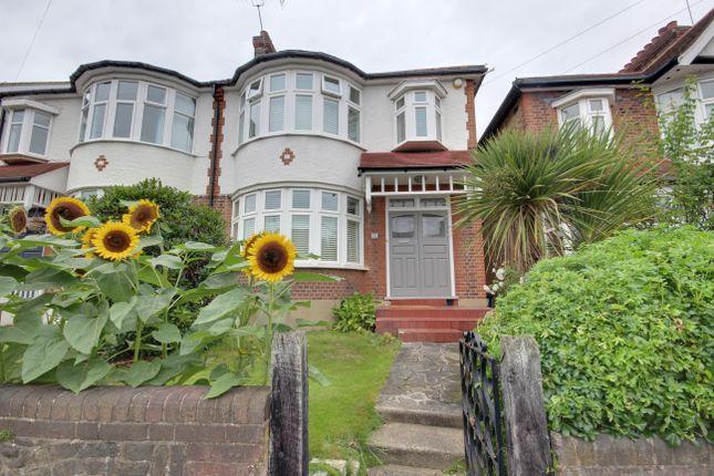 Thumbnail Semi-detached house for sale in Cheyne Walk, Grange Park
