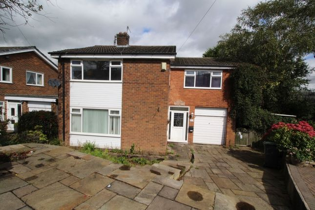 Thumbnail Detached house for sale in Dingle Close, Glossop