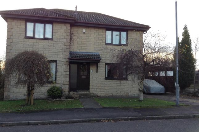 Thumbnail Detached house for sale in Ladyacres Way, Renfrew