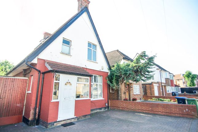 Thumbnail Detached house for sale in Park Road, Wembley, Middlesex