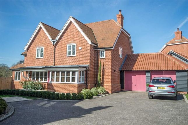 Thumbnail Detached house for sale in Pentlows, Ware, Hertfordshire