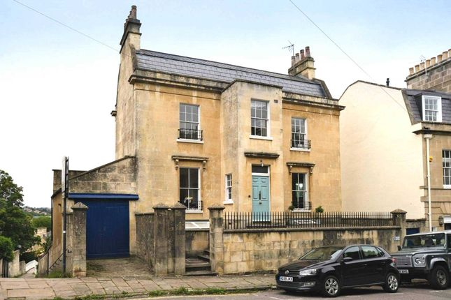 Thumbnail Detached house to rent in Sydney Buildings, Bath