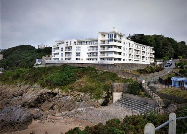 2 bed flat for sale in The Osborne, Rotherslade Road, Langland, Swansea