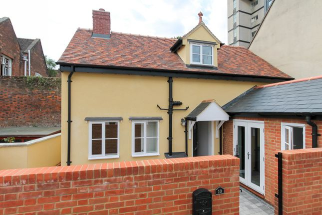 Thumbnail Detached house for sale in Walters Yard, West Stockwell Street, Colchester