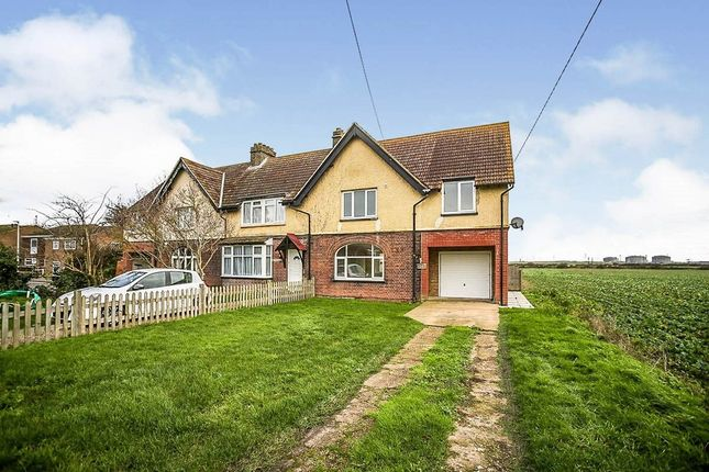 Thumbnail Terraced house to rent in Binney Road, Allhallows, Rochester