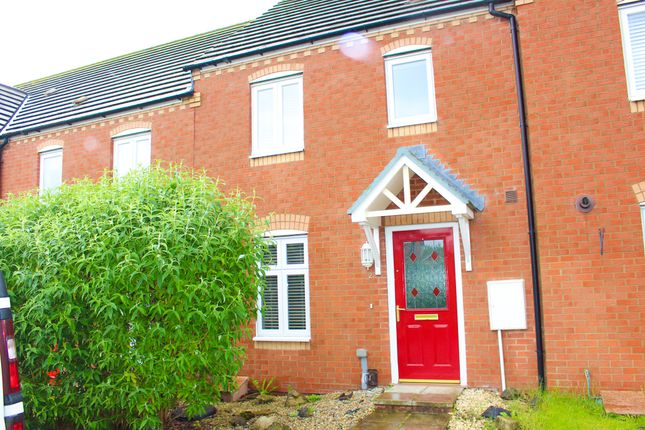 Thumbnail Terraced house to rent in Harvington Chase, Middlesbrough