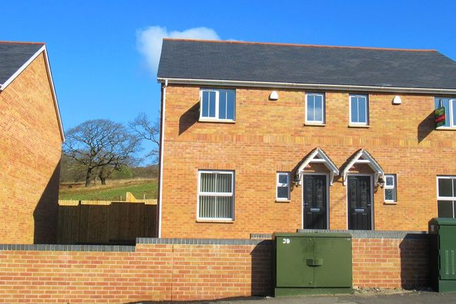 Thumbnail Semi-detached house for sale in Bryn, Port Talbot, Neath Port Talbot.