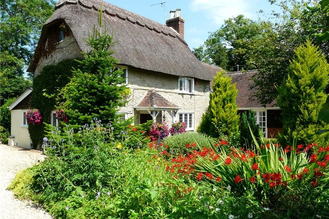 Thumbnail Detached house for sale in Fontmell Magna, Shaftesbury, Dorset