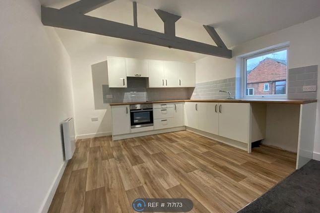 Thumbnail Flat to rent in Swannington Street, Burton-On-Trent